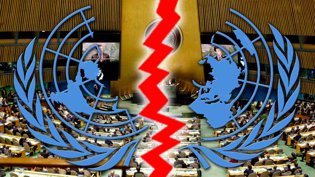 Marvelous The Coming Breakup Of The United Nations Battleforworld Home Interior And Landscaping Ponolsignezvosmurscom
